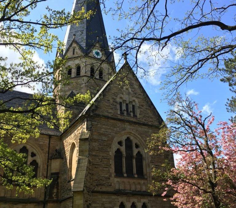 Errichtung eines soziokulturellen Gemeinde- und Begegnungszentrums an der Ev. St. Petri Kirche in Thale