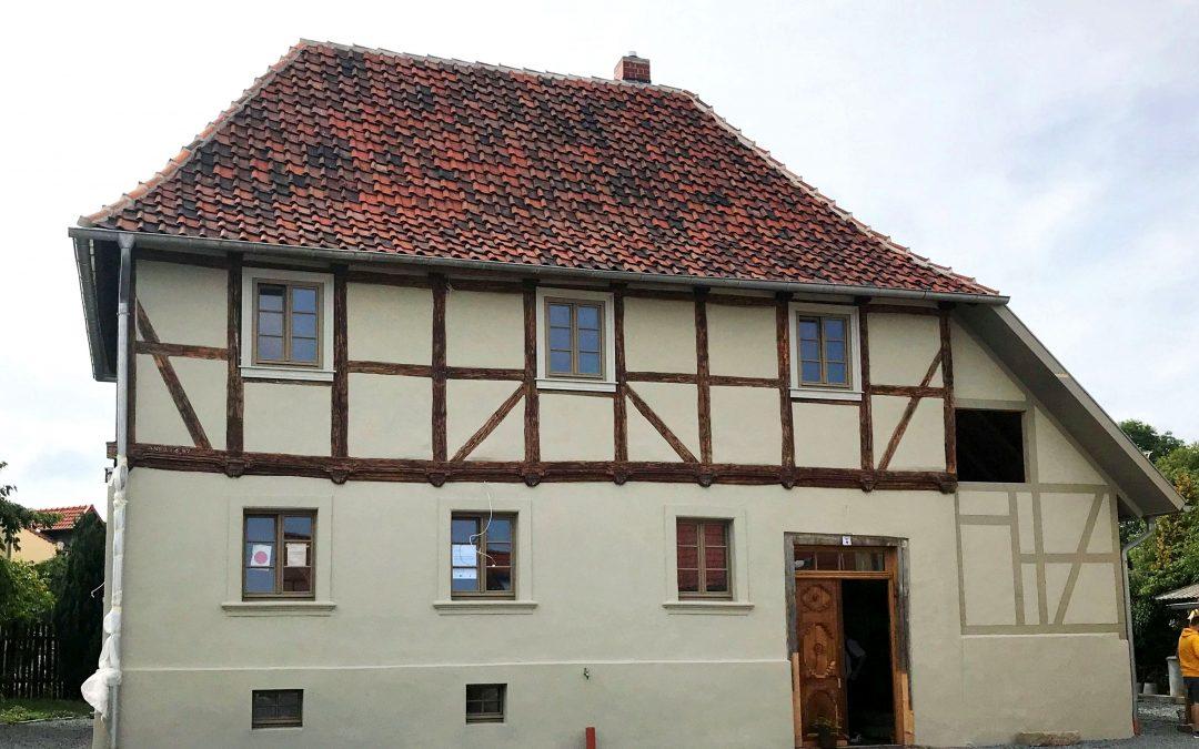 Ferienhaus in Ballenstedt