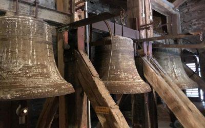 Wiederaufbau des Glockenturms der Kath. Kirche St. Mathilde in Quedlinburg